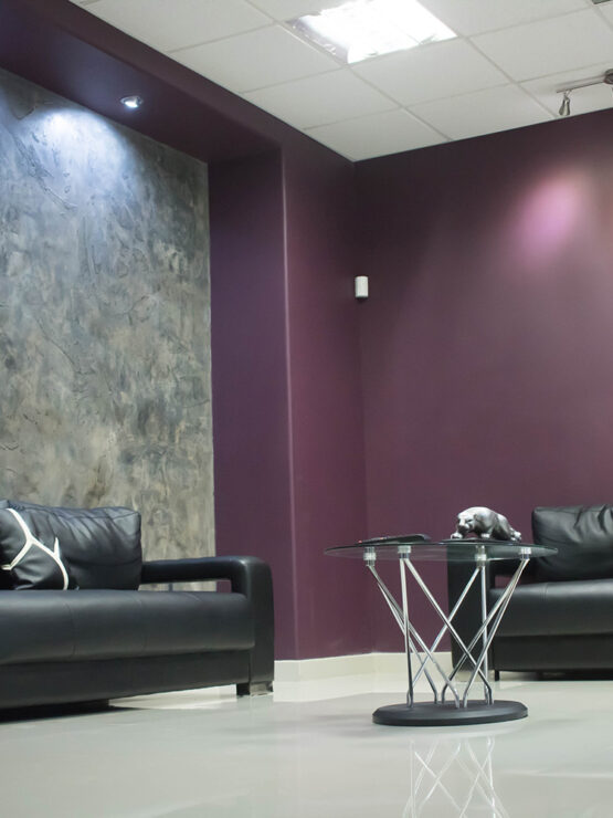 dental clinic entrance office